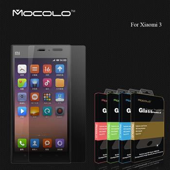 ฟิล์มกระจกนิรภัย Xiaomi Mi3 บางเพียง 0.21mm กันกระแทก