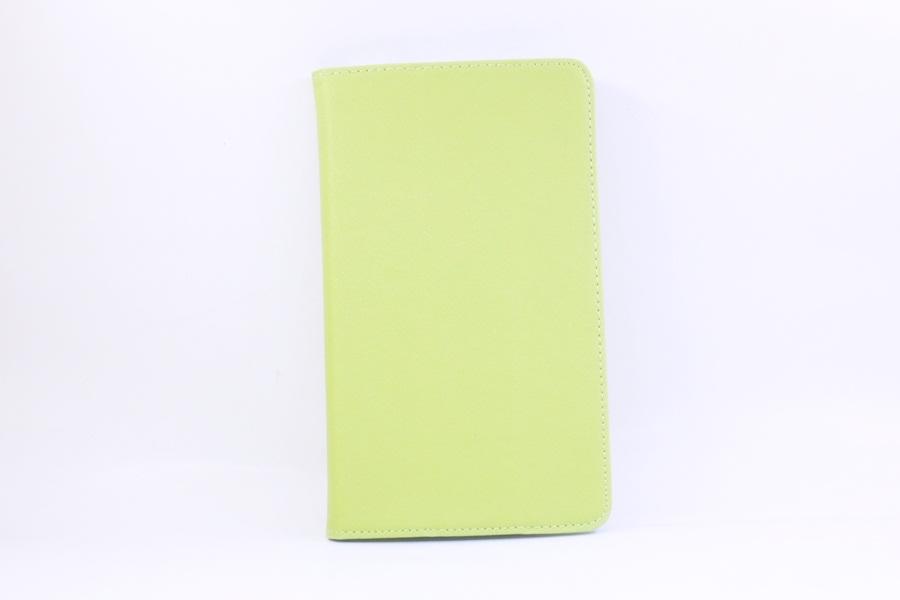 เคส แท็บเล็ต 7 นิ้ว 3G สีพื้น ช่องแฟลช หนังลายอย่างดี มี 6 สี
