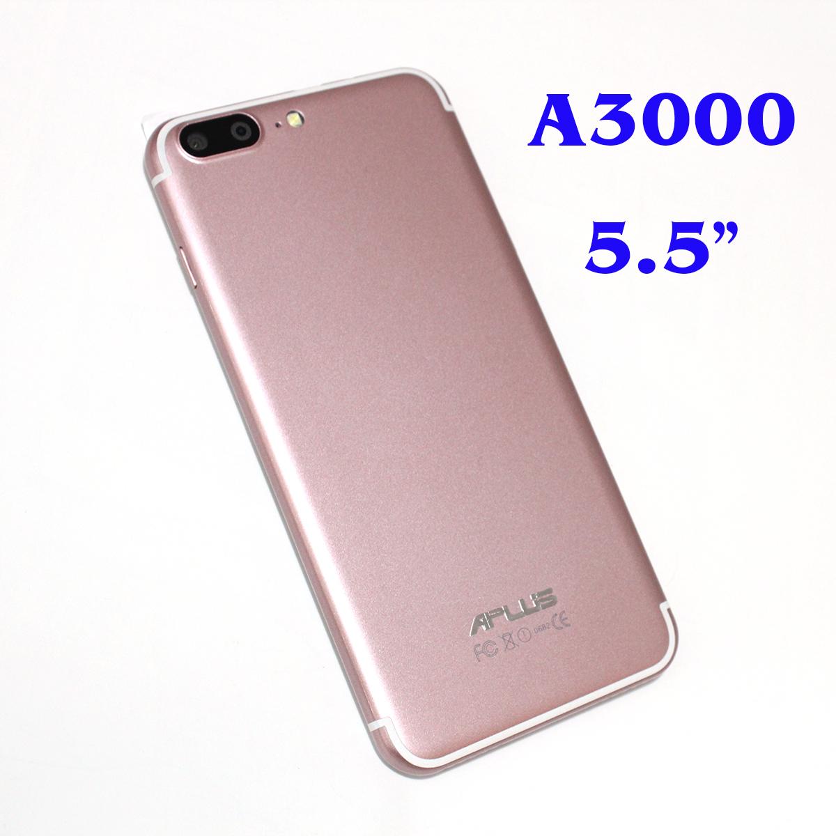 APLUS A3000 (i7) 4 core จอใหญ่ 5.5 นิ้ว กล้อง 13 ล้าน 2 ซิม