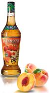 Vedrenne Peach Syrup