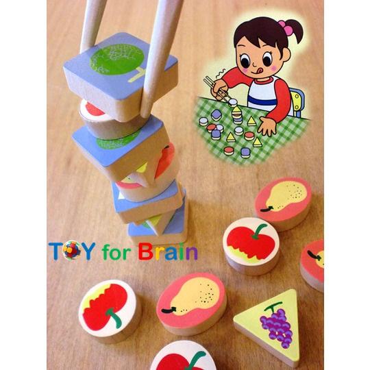 Chopstick game set