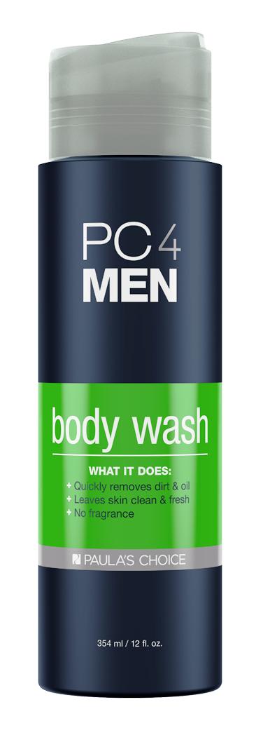 ลด 20 % PAULA'S CHOICE :: PC4MEN Body Wash เจลอาบน้ำทำความสะอาดผิวกายและเส้นผม ให้ความรู้สึกสดชื่นพร้อมบำรุงผิวให้นุ่มเนียน น่าสัมผัส