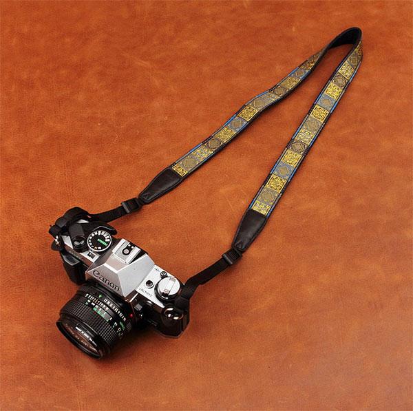 Cam-in Camera Strap รุ่น 8487 สายคล้องกล้อง คุณภาพดี จาก CAM-in