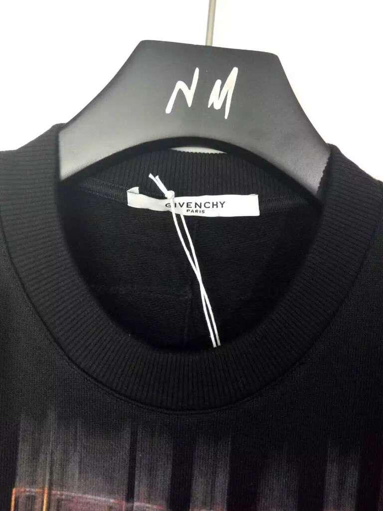 เสื้อแขนยาว Givenchy Skull And Crossbones Print Sweatshirt 3