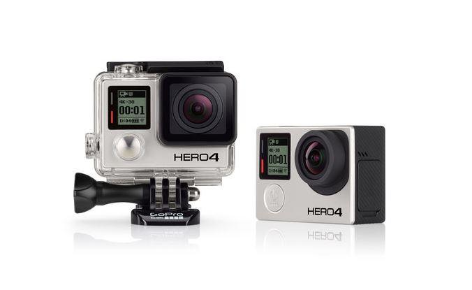 กล้อง GoPro Hero4 Black Edition