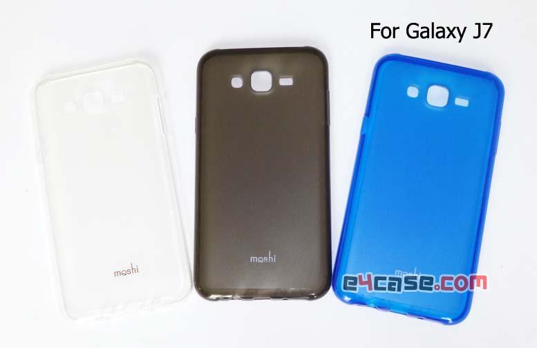 เคส Galaxy J7 (Samsung J700) - เคสยาง