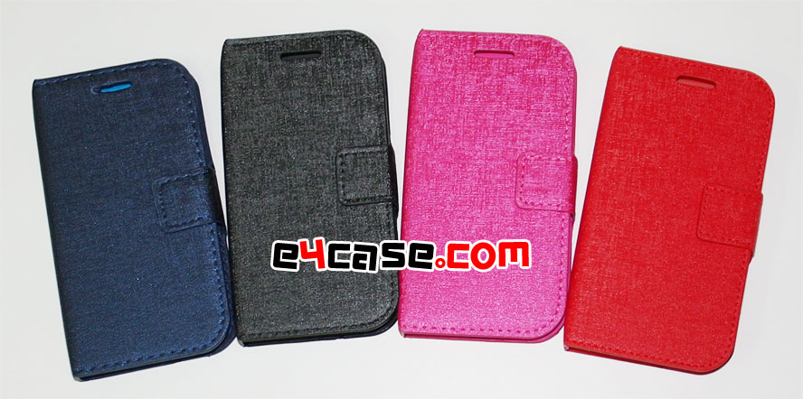เคส Galaxy Win (Samsung i8552) - Ju Mobile เคสพับ
