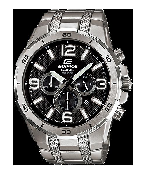 นาฬิกา คาสิโอ Casio Edifice Chronograph รุ่น EFR-538D-1AV สินค้าใหม่ ของแท้ ราคาถูก พร้อมใบรับประกัน