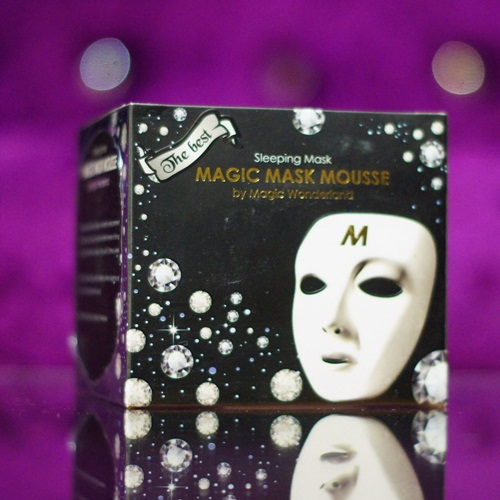 Magic Wonderland Magic Mask Mousse