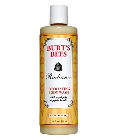 BURT'S BEES :: Burt's bee Radiance Exfoliating Body Wash เพื่อผิวนุ่มลื่น เผยผิวกระจ่างใส เปล่งปลั่ง ดูมีน้ำมีนวล