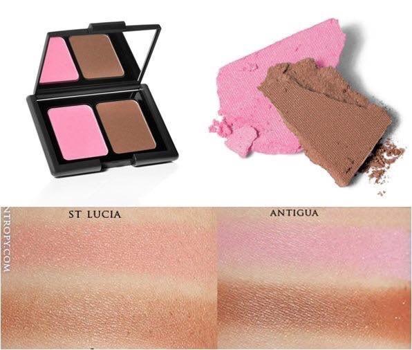 e.l.f. Contouring Blush & Bronzing Powder # Antigua