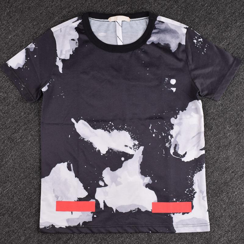 Liquid Sport T-shirt เสื้อยืดจากแบรนด์ Off-white คอลเลคชั่น 2016 สินค้ามีป้ายแบรนด์แบบของแท้ 1