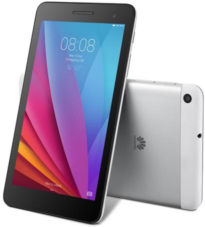 Huawei Mediapad T1 7.0นิ้ว 2016 8GB (Silver&Black) แถม ฟิล์มกันรอย,เคส ฟรีEMS เก็บเงินปลายทาง