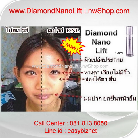 DIVA Diamond Nano Lift (DNL) คุณต้องลอง