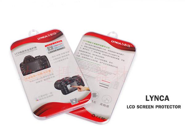 แผ่นกันรอยจอ LCD สำหรับ NIKON D3300