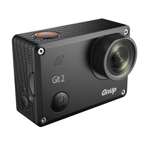 GIT2 (Standard Packing) Without Housing (ไม่มี Housing) Full HD WiFi Action Camera 170 Degree View Angle