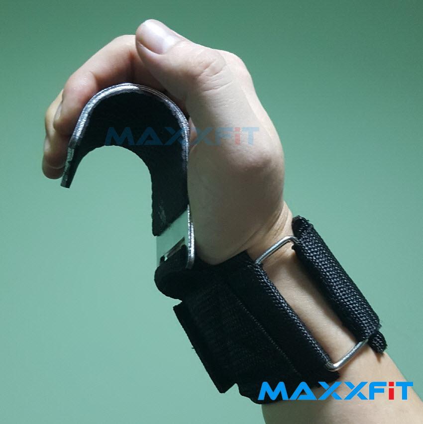 MAXXFiT Hook Straps ตะขอเกี่ยวบาร์ (คู่)