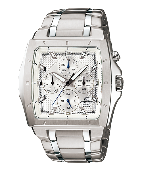 นาฬิกา คาสิโอ Casio Edifice Multi-hand รุ่น EF-329D-7AV สินค้าใหม่ ของแท้ ราคาถูก พร้อมใบรับประกัน
