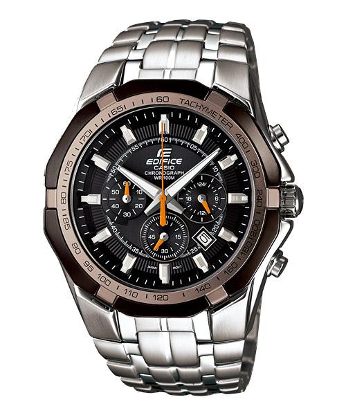 นาฬิกา คาสิโอ Casio Edifice Chronograph รุ่น EF-540D-1A5VDF สินค้าใหม่ ของแท้ ราคาถูก พร้อมใบรับประกัน