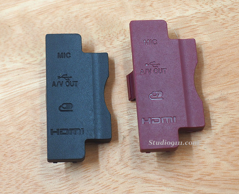 ยางปิดช่อง USB สำหรับกล้อง NIKON D5300