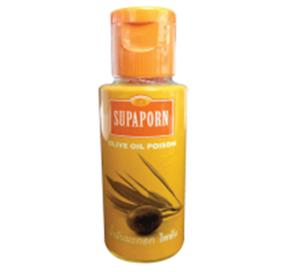 น้ำมันมะกอก ไพซัน supaporn ปริมาณสุทธิ 40 มิลลิลิตร