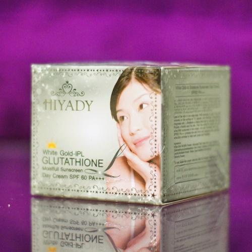 Hiyady Day Cream ครีมไฮยาดี้กลางวันกล่องเงิน ราคาส่งตรงจากบริษัท