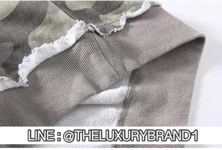 Yeezy camouflage sweatshirt