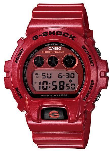 นาฬิกา คาสิโอ Casio G-Shock Limited Models รุ่น DW-6900MF-4DR สินค้าใหม่ ของแท้ ราคาถูก พร้อมใบรับประกัน