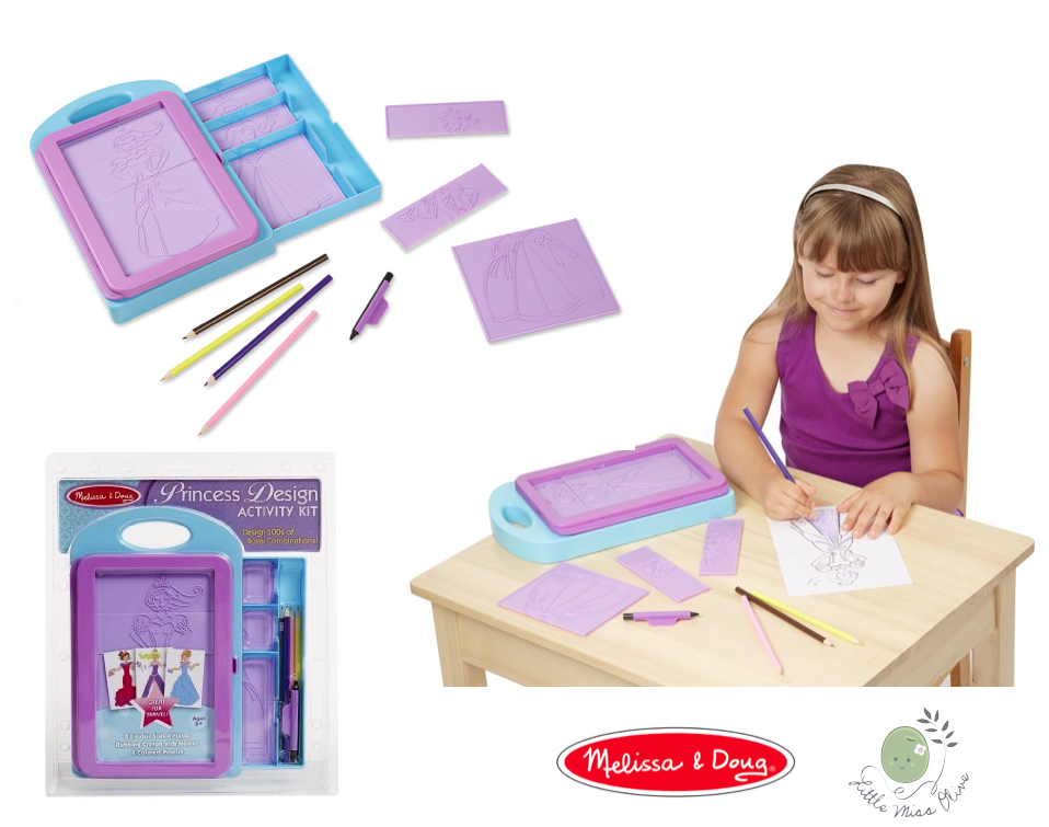 melissa and doug princess design