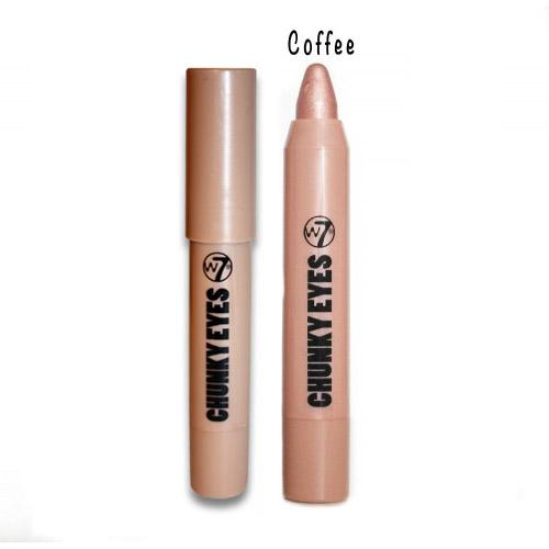 W7 CHUNKY EYES TINT 2.5G - COFFEE