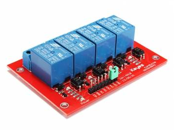 4 Channel 5V Relay Module Relay