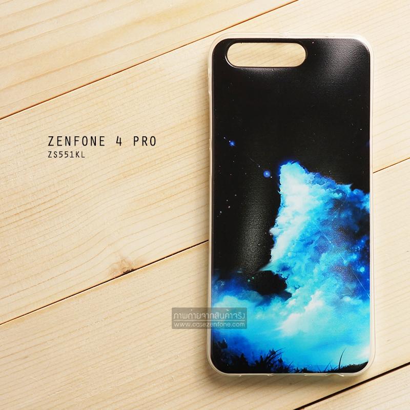 เคส Zenfone 4 Pro (ZS551KL) เคสนิ่ม TPU พิมพ์ลาย แบบที่ 6