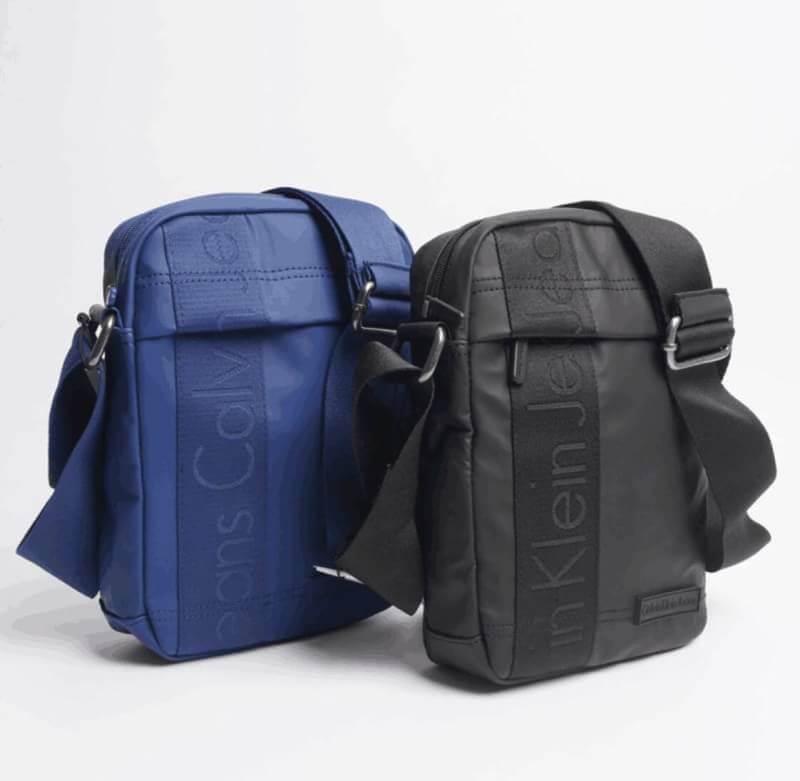 """กระเป๋า CALVIN KLEIN"""" JEANS CROSSBODY BAG ราคา 1,190 บาท Free Ems"""