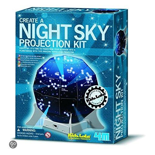 โคมไฟแผนที่กลุ่มดาว Night Sky Projection