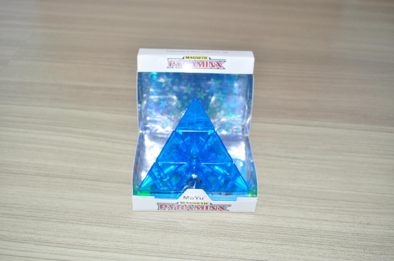 MoYu Magnetic Pyraminx Limited Edition