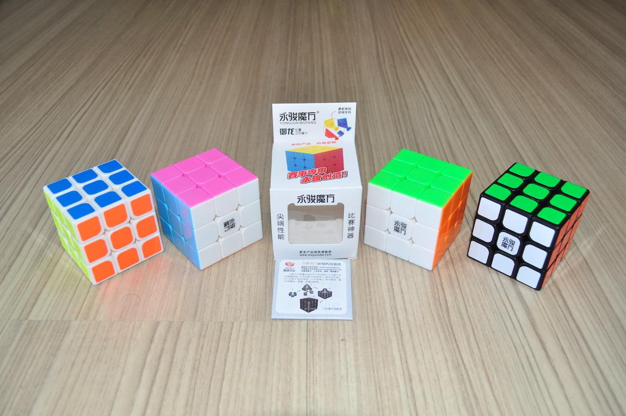 YJ YuLong 3x3x3 56mm