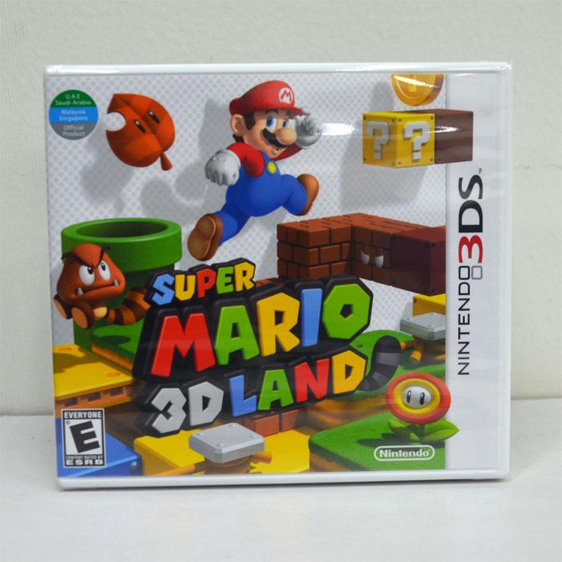 3DS (US) Super Mario 3D Land