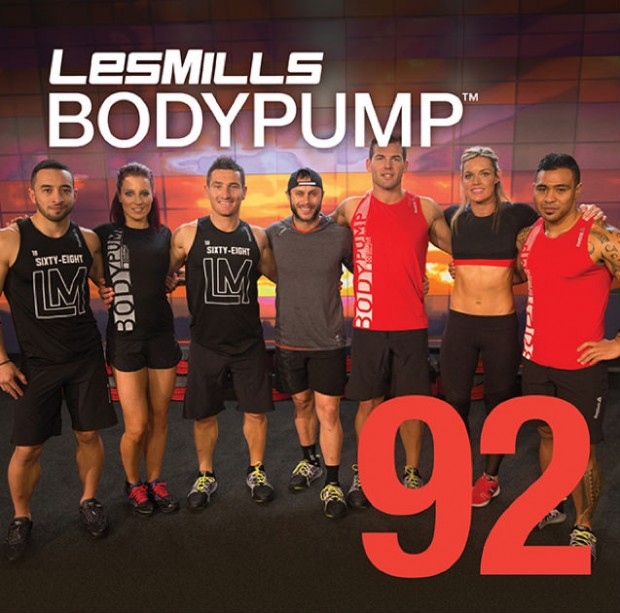 Les Mills - Body Pump 92