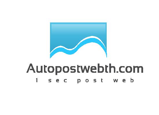 โปรแกรมทำการตลาดผ่าน Facebook โปรแกรมโพสเว็บบอร์ด autopostwebth
