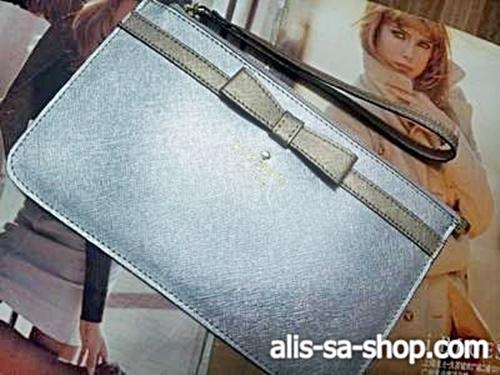 กระเป๋าสตางค์กระเป๋าคลัทช์ Kate Spade มินิ (Pre)