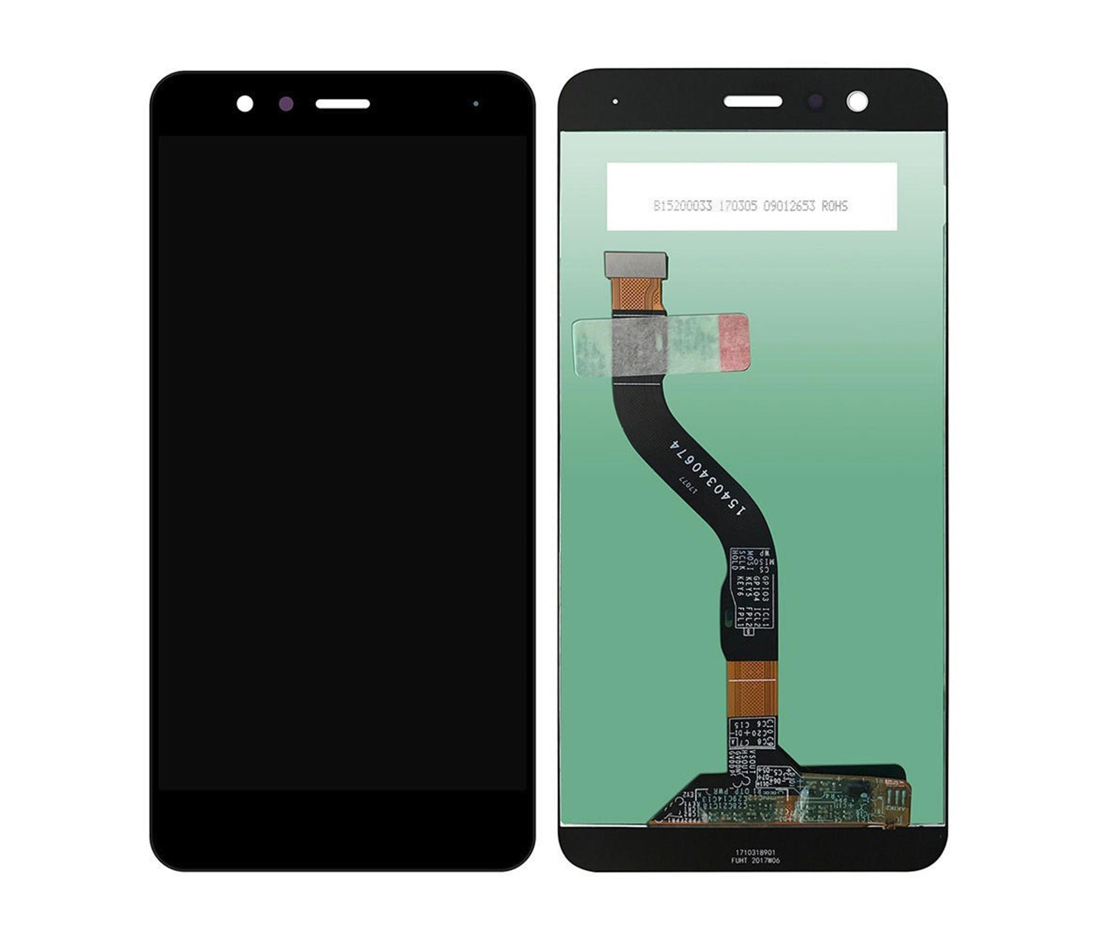 ราคาหน้าจอชุด+ทัชสกรีน Huawei P10 Lite สีดำ แถมฟรีไขควง ชุดแกะเครื่อง อย่างดี
