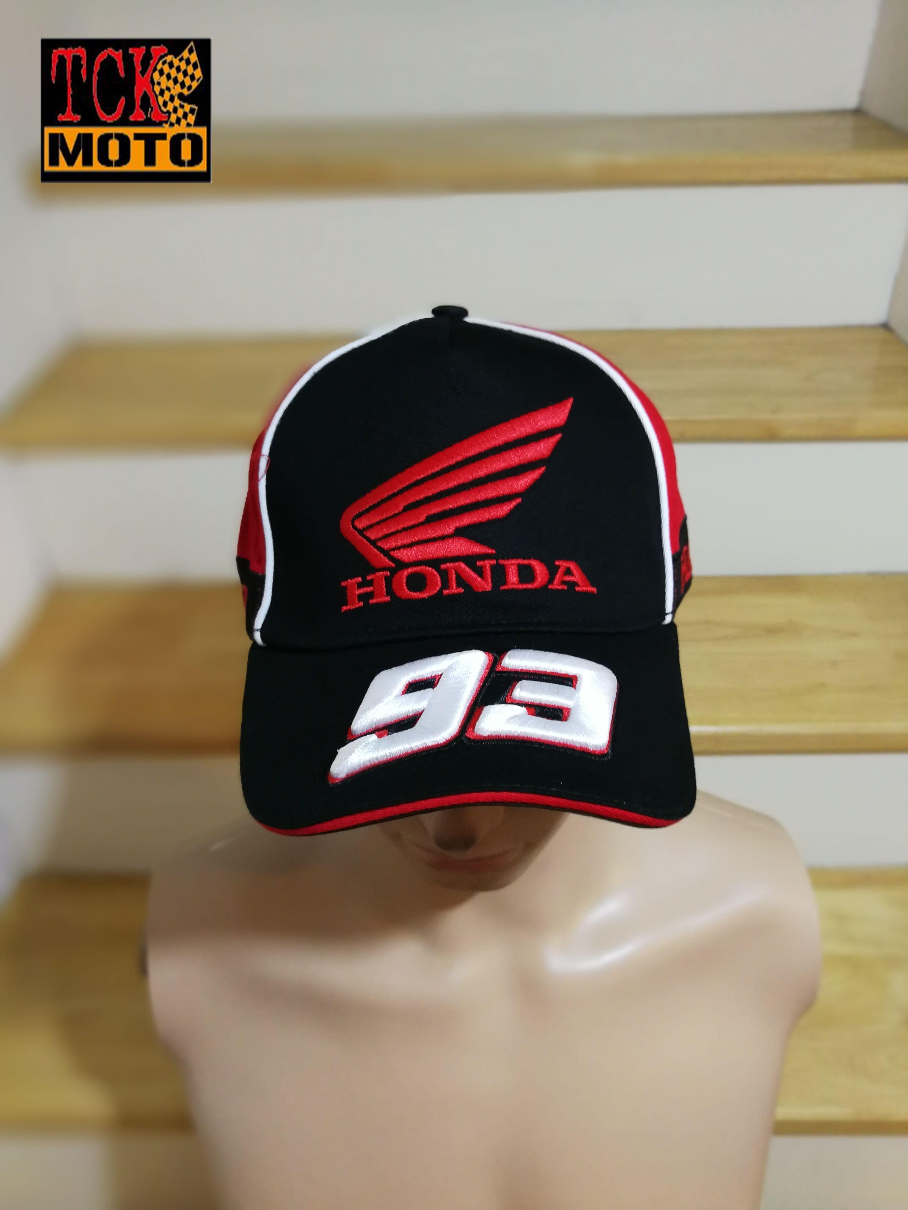 หมวก MotoGp Honda93 #1