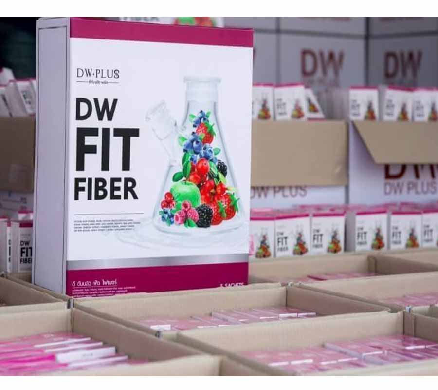 DW FIT FIBER ดีดับบลิว ฟิต ไฟเบอร์ ราคา 3 กล่อง กล่องละ 190 บาท/6 กล่อง กล่องละ 180 บาท/12 กล่อง กล่องละ170 บาท/ 24 กล่อง กล่องละ 160 บาท ขายส่งเครื่องสำอาง ขายส่งอาหารเสริม ขายส่งสินค้ากระแสความงาม ของแท้ ปลีก-ส่ง