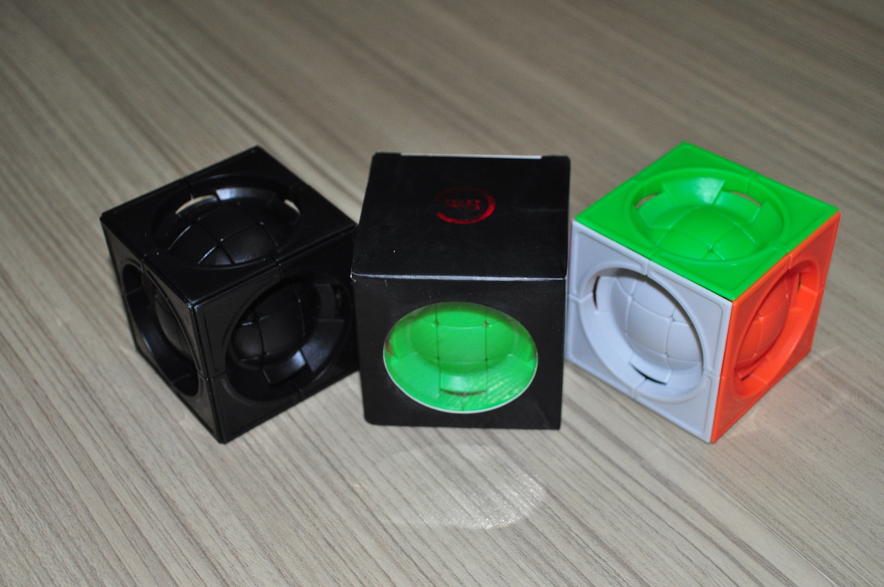 f/s limCube Deformed 3x3x3 centrosphere cube