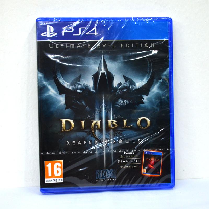 PS4™ Diablo® III: Reaper of Souls™ Zone 2 EU / English