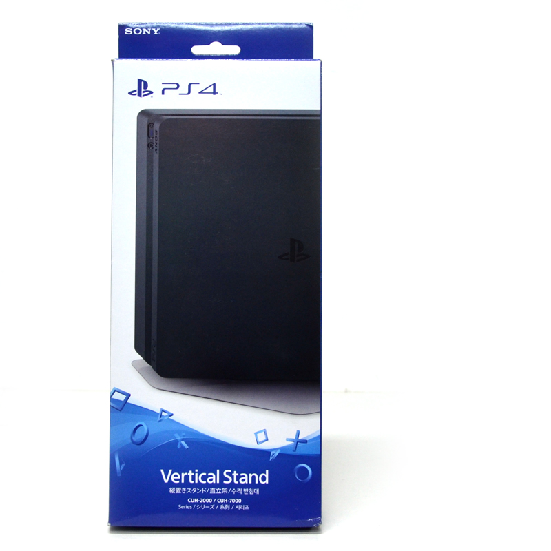 ขาตั้ง Vertical Stand สำหรับ PS4 Slim / PlayStation®4 Vertical Stand : CUH-ZST2J