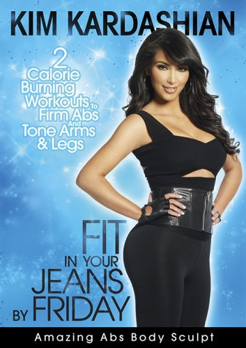 Kim Kardashian - Fit in your Jeans by Friday - Collection 3 DVDs