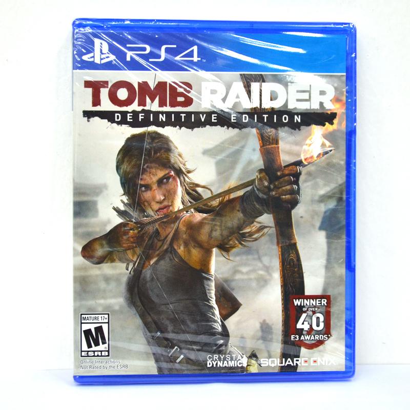 PS4™ Tomb Raider zone2 eu/ English