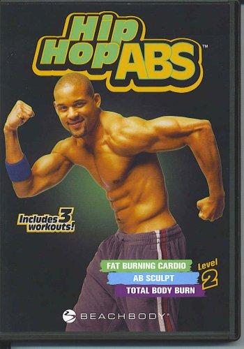 ดีวีดีออกกำลังกาย เต้นฮิปฮอป - Beachbody - Hip Hop Abs: Level 2 _ 2 DVDs