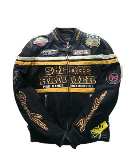 ชุดขี่มอเตอร์ไซค์ เสื้อแจ็คเก็ต SUPER BIKERS 2104